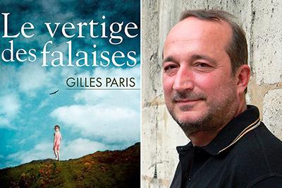 Couverture du roman de Gilles Paris